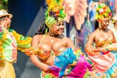 Καρναβάλι στη Μόσχα, Ρωσία Στοκ Φωτογραφίες