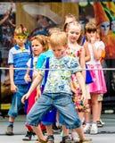 Καρναβάλι στη Μόσχα, Ρωσία Στοκ φωτογραφία με δικαίωμα ελεύθερης χρήσης