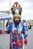 Καρναβάλι στο Μεξικό στοκ φωτογραφία με δικαίωμα ελεύθερης χρήσης