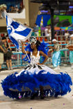 Καρναβάλι στο Ρίο ντε Τζανέιρο Στοκ Φωτογραφίες