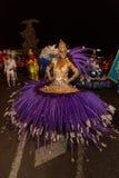Καρναβάλι του καλοκαιριού σε Mindelo, Πράσινο Ακρωτήριο Στοκ Εικόνα