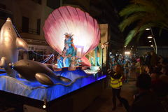 Καρναβάλι Στοκ Εικόνες