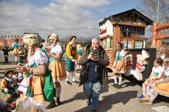 Καρναβάλι Στοκ φωτογραφία με δικαίωμα ελεύθερης χρήσης