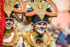 Καρναβάλι Badajoz Στοκ εικόνα με δικαίωμα ελεύθερης χρήσης