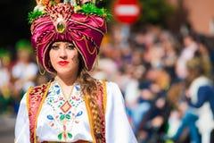 Καρναβάλι Badajoz Στοκ Εικόνες
