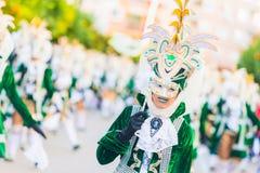 Καρναβάλι Badajoz Στοκ φωτογραφία με δικαίωμα ελεύθερης χρήσης