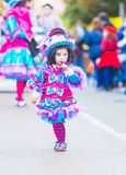 Καρναβάλι Badajoz Στοκ Εικόνα