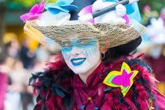 Καρναβάλι Badajoz 2016 Στοκ Φωτογραφίες