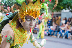 Καρναβάλι Badajoz 2016 Στοκ Εικόνες