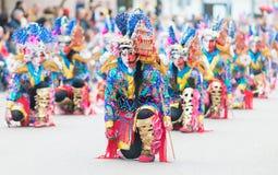 Καρναβάλι Badajoz 2016 Στοκ φωτογραφίες με δικαίωμα ελεύθερης χρήσης