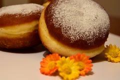 Καρναβάλι donuts Στοκ φωτογραφίες με δικαίωμα ελεύθερης χρήσης
