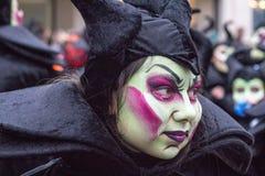Καρναβάλι 2016 Viareggio Στοκ φωτογραφίες με δικαίωμα ελεύθερης χρήσης