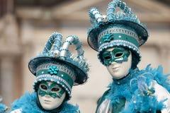 καρναβαλιού παραδοσιακό venezia Βενετία μασκών της Ιταλίας διακοσμήσεων διάσημο Στοκ Εικόνα
