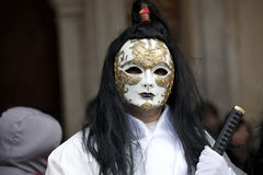καρναβαλιού παραδοσιακό venezia Βενετία μασκών της Ιταλίας διακοσμήσεων διάσημο Στοκ Φωτογραφίες