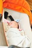 καροτσάκι μωρών Στοκ Φωτογραφία