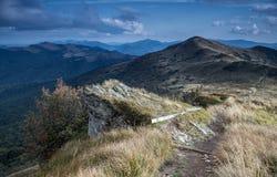 Καρπάθιο βουνό στην Πολωνία Στοκ φωτογραφία με δικαίωμα ελεύθερης χρήσης
