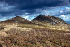 Καρπάθιο βουνό στην Πολωνία Στοκ εικόνες με δικαίωμα ελεύθερης χρήσης
