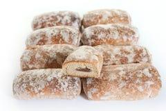 καρποί κέικ Στοκ φωτογραφίες με δικαίωμα ελεύθερης χρήσης