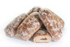 καρποί κέικ Στοκ φωτογραφία με δικαίωμα ελεύθερης χρήσης