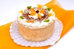 καρποί κέικ chesnut Στοκ Φωτογραφία