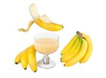 καρποί μπανανών Στοκ εικόνα με δικαίωμα ελεύθερης χρήσης