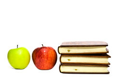 καρπός βιβλίων στοκ εικόνα με δικαίωμα ελεύθερης χρήσης