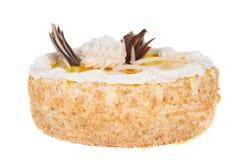 καρπός κέικ που απομονώνεται Στοκ εικόνες με δικαίωμα ελεύθερης χρήσης