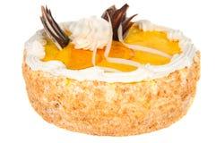 καρπός κέικ που απομονώνεται Στοκ Εικόνες