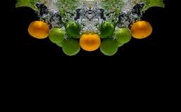 Καρπός και λαχανικά στοκ εικόνες