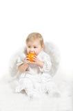 καρπός παιδιών αγγέλου λί&ga Στοκ εικόνες με δικαίωμα ελεύθερης χρήσης