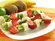 καρπός kebab Στοκ φωτογραφίες με δικαίωμα ελεύθερης χρήσης