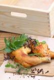 καρυκεύματα κοτόπουλο Στοκ φωτογραφίες με δικαίωμα ελεύθερης χρήσης
