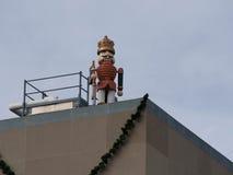 Καρυοθραύστης ανωτέρω Στοκ εικόνα με δικαίωμα ελεύθερης χρήσης