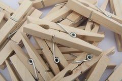 καρφίτσα ξύλινη Στοκ εικόνες με δικαίωμα ελεύθερης χρήσης