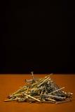 καρφιά σιδήρου Στοκ Φωτογραφίες