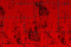 Καρφωμένη shabby σύσταση μετάλλων ως υπόβαθρο Στοκ φωτογραφία με δικαίωμα ελεύθερης χρήσης