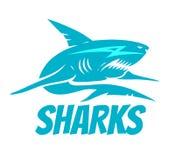 Καρχαρίας διανυσματική απεικόνιση