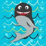 Καρχαρίας ελεύθερη απεικόνιση δικαιώματος
