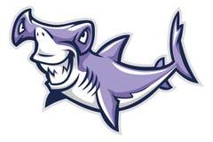 Καρχαρίας Hammerhead ελεύθερη απεικόνιση δικαιώματος