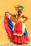 Καρχηδόνα Κολομβία Στοκ εικόνα με δικαίωμα ελεύθερης χρήσης