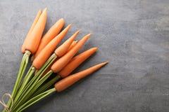 καρότα που απομονώνονται Στοκ Εικόνες
