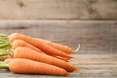 καρότα που απομονώνονται Στοκ Φωτογραφίες