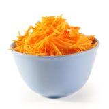 καρότα που γυαλίζονται Στοκ εικόνες με δικαίωμα ελεύθερης χρήσης