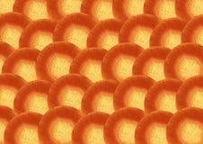 καρότα που τεμαχίζονται Στοκ εικόνες με δικαίωμα ελεύθερης χρήσης