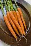 καρότα φρέσκα στοκ εικόνα