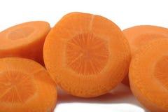 καρότα φρέσκα Στοκ εικόνες με δικαίωμα ελεύθερης χρήσης