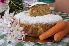 καρότο κέικ στοκ φωτογραφίες με δικαίωμα ελεύθερης χρήσης