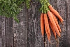 καρότο φρέσκο Στοκ εικόνα με δικαίωμα ελεύθερης χρήσης