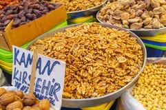 Καρύδια σε Antalya Στοκ εικόνες με δικαίωμα ελεύθερης χρήσης