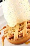 καρύδι κέικ Στοκ φωτογραφία με δικαίωμα ελεύθερης χρήσης